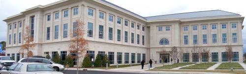 School board building on Macon Road in Columbus, Ga.