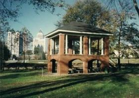 Piedmont Park gazebo